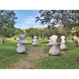 Parque de Esculturas y Jardín de Rosas