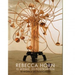 Postales Rebecca Horn