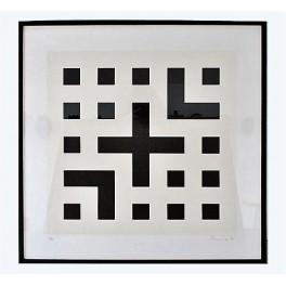Cruxigrams con marco